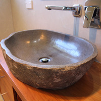 Handcrafted basin
